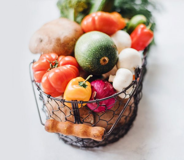cesta de la compra saludable nutre tu plato